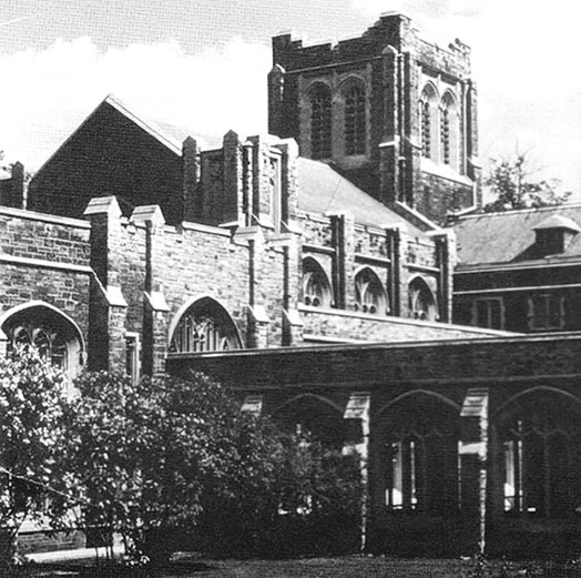 Knox College Toronto, Rev. Calvin's school