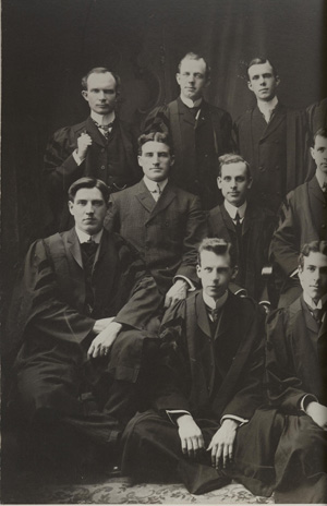 Rev. Calvin's University Picture