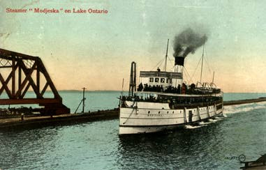Picture of the Modjeska Steamer (c.1906)